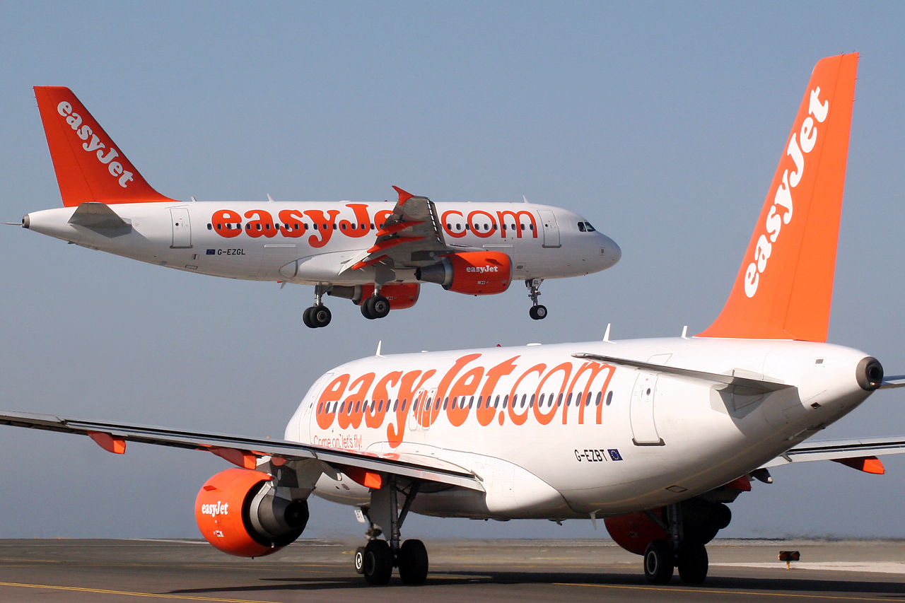 EasyJet-fly (Foto: Dura-Ace / Commons Wikimedia)