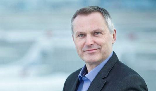Kommunikationsdirektør Henrik Peter Jørgensen fra Københavns Lufthavne A/S (Foto: CPH)