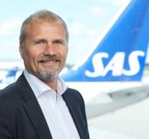 Lars Wigelstorp Andersen, Direktør for Public Affairs & Infrastructure i SAS. (Foto: SAS)
