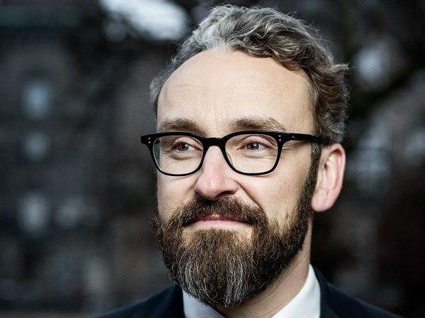 Transport-, bygnings- og boligminister Ole Birk Olesen (LA). (Foto: Niels Hougaard)