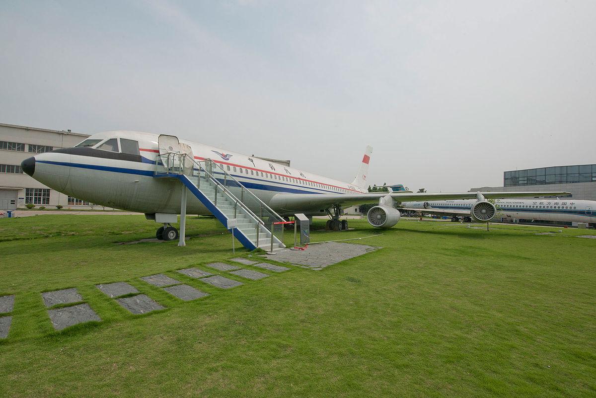 Shanghai Y-10 (Foto: Zhangmingda   Creative Commons Attribution-Share Alike 4.0)