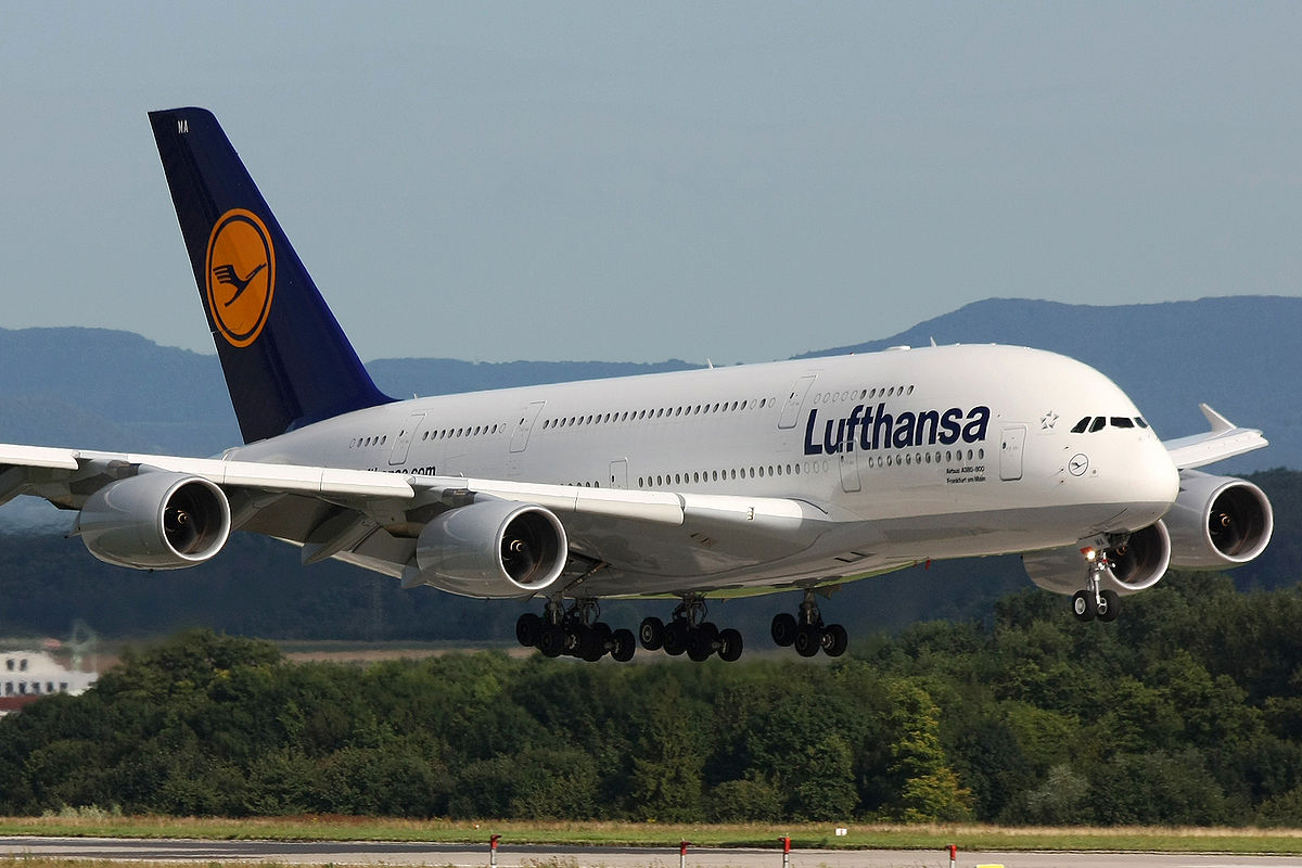 Lufthansa A380-800 (Foto: Lasse Fuss | Creative Commons Attribution-Share Alike 3.0 Unported)