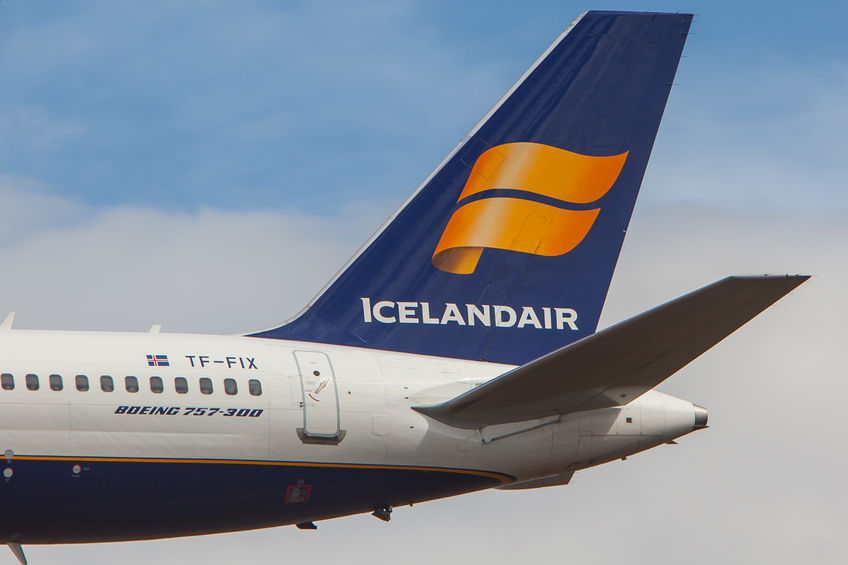 Icelandair Boeing 757-300 (Foto: 123rf.com/profile_johann68 Stock Photo)