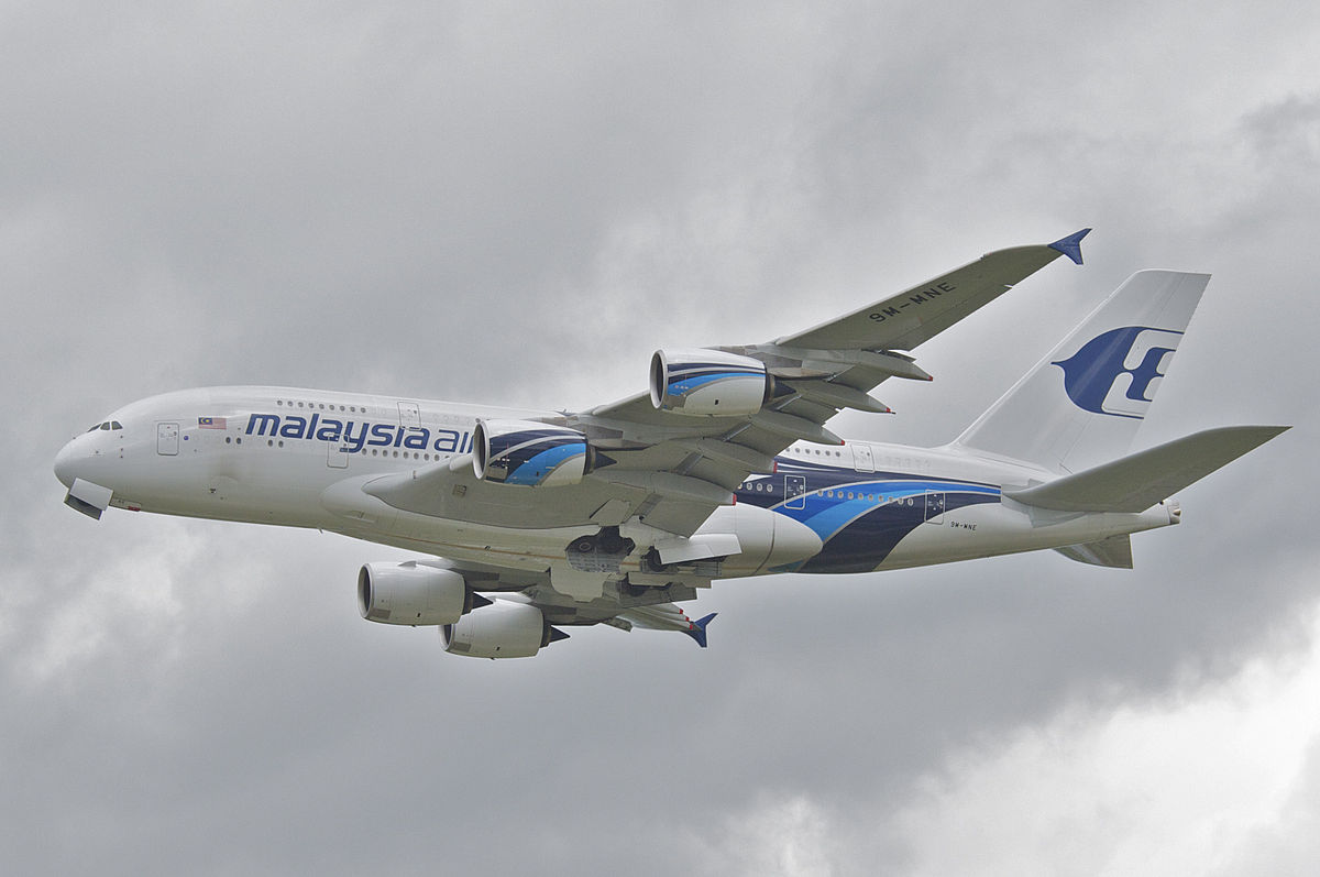 Malaysia Airlines – Airbus A380-800 (Foto: Aero Icarus – Creative Commons 2.0)