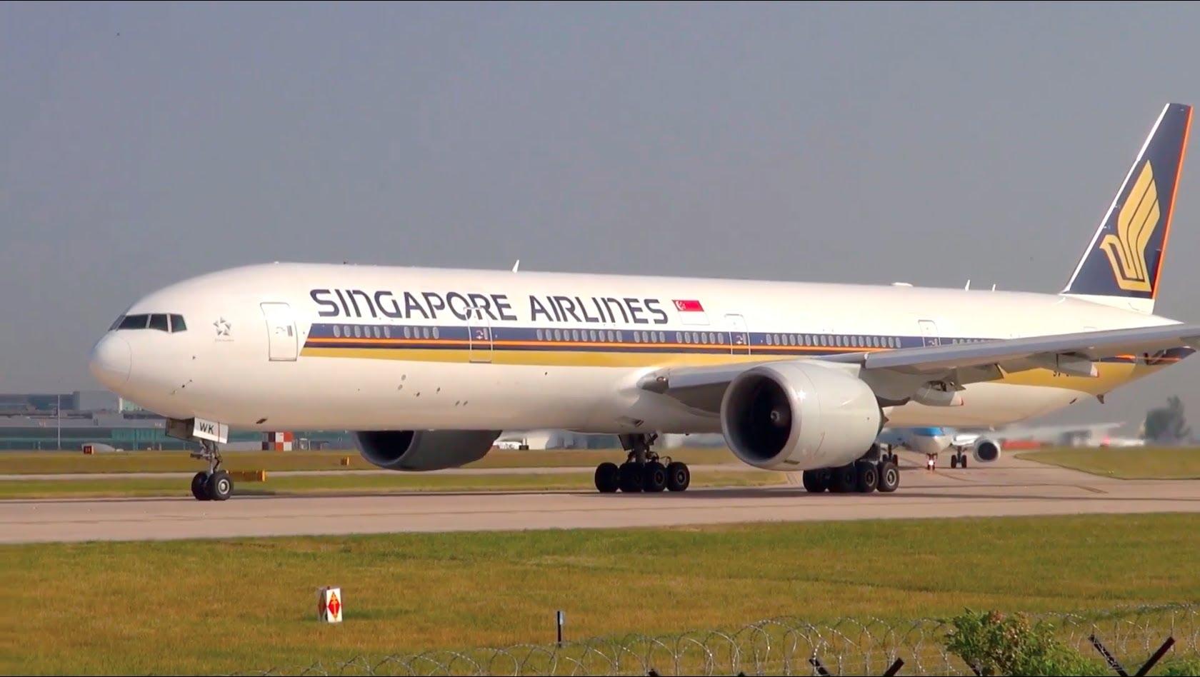 Singapore Airlines Boeing 777-300ER (Foto: AusAviation149)