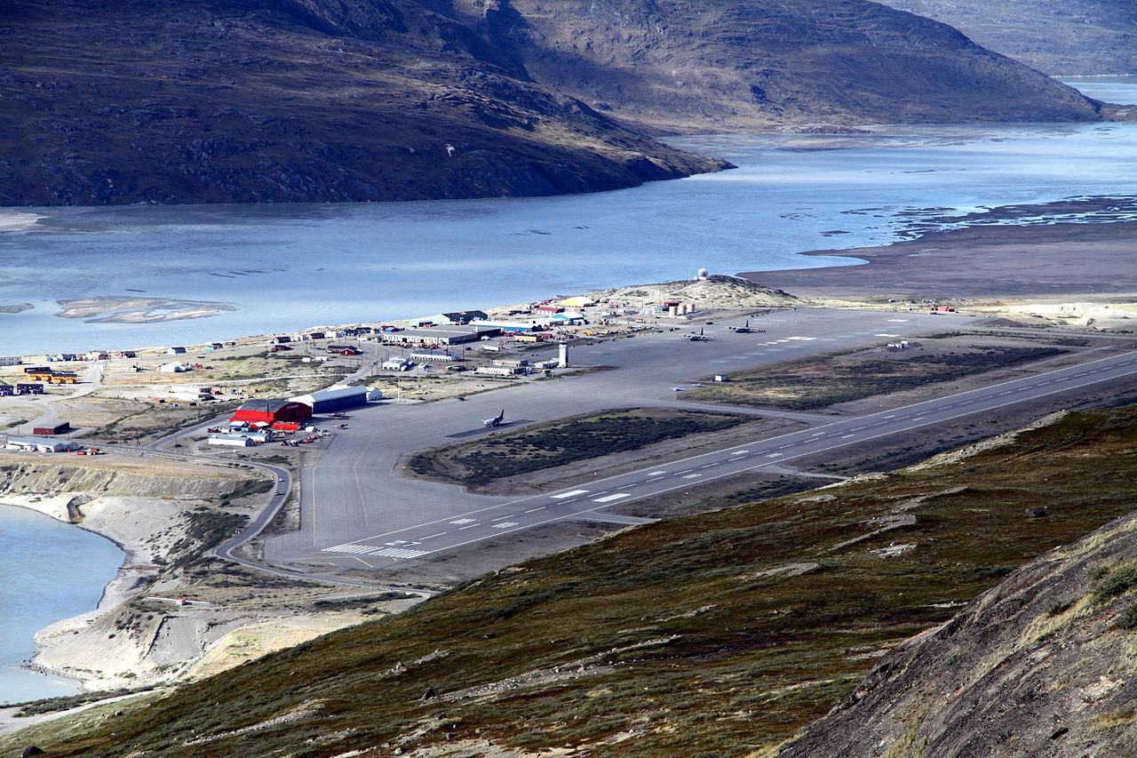 Kangerlussuaq Airport (Foto: Petr Brož | Creative Commons 3.0)