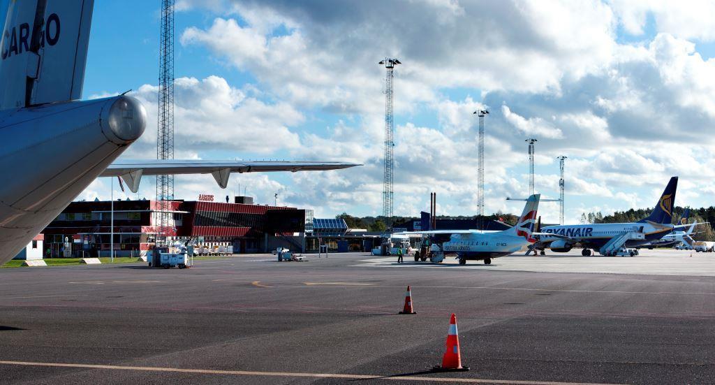Aarhus Lufthavn (Foto: AAR)