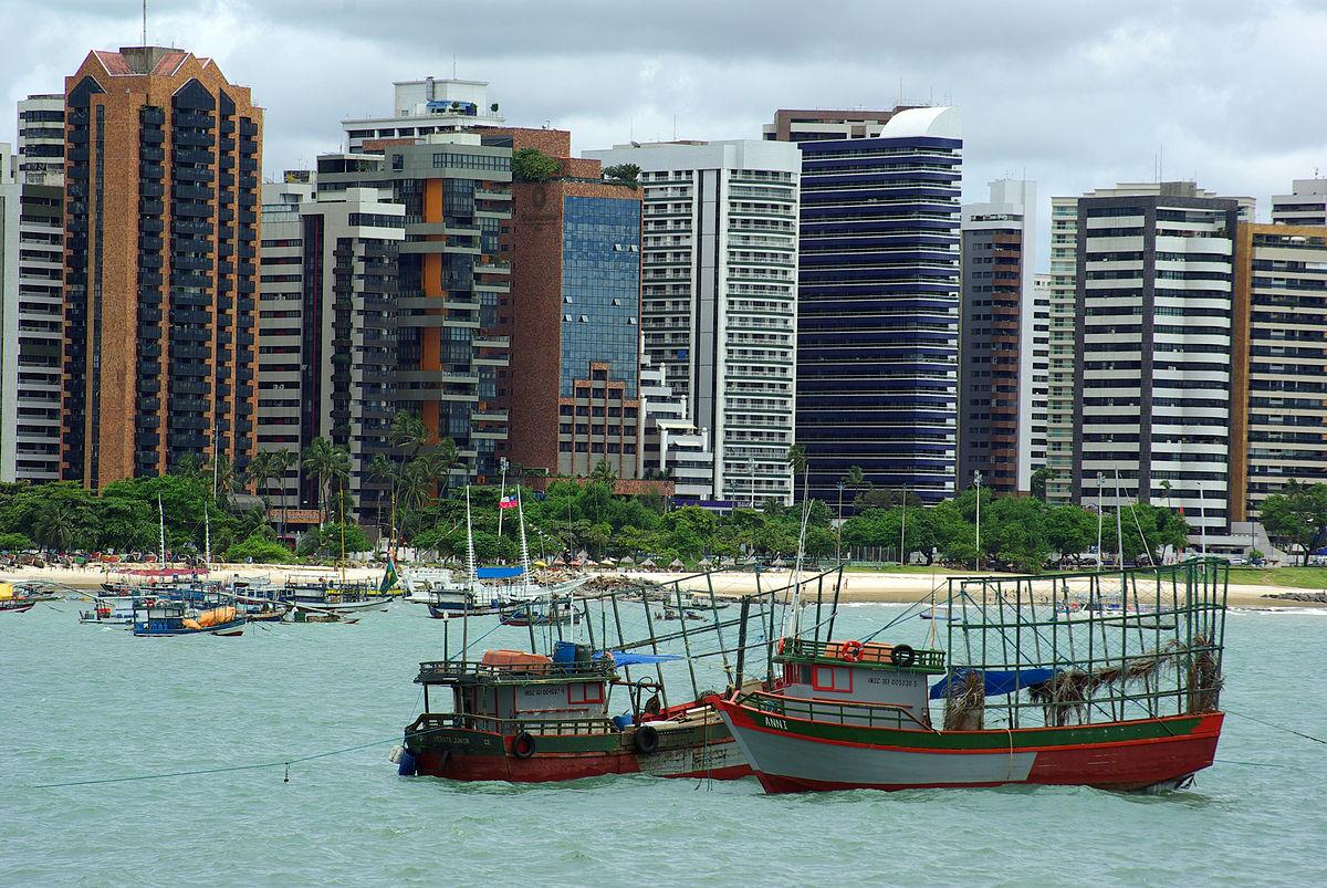 Fortaleza i delstaten Ceará i det nordøstlige Brasilien (Foto:  Otávio Nogueira | Creative Commons 2.0)