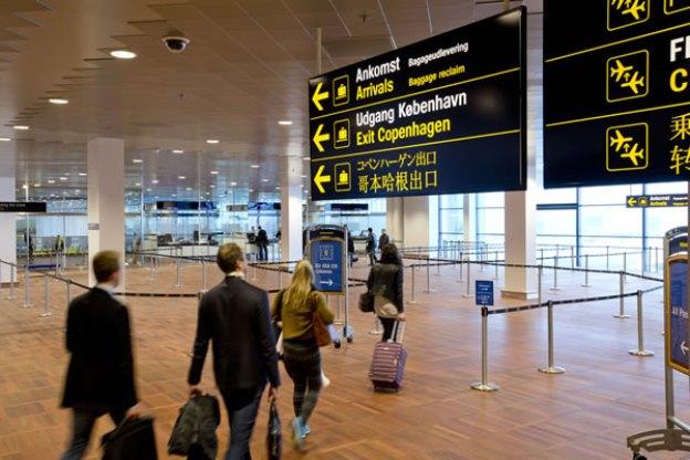 cph airport afgange