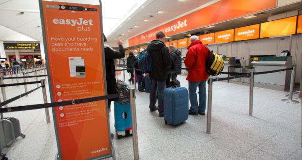 Nye bagageregler hos easyjet check for Interieur avion easyjet