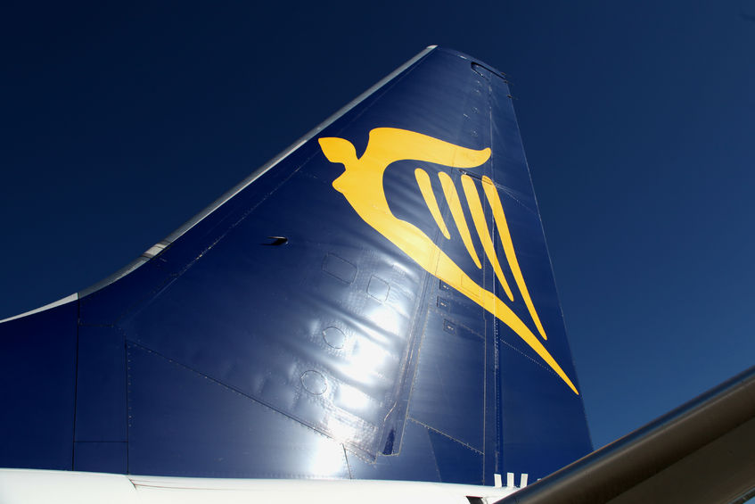 Ryanair (Arkivfoto; Trevor Benbrook | 123RF Stock Photo)