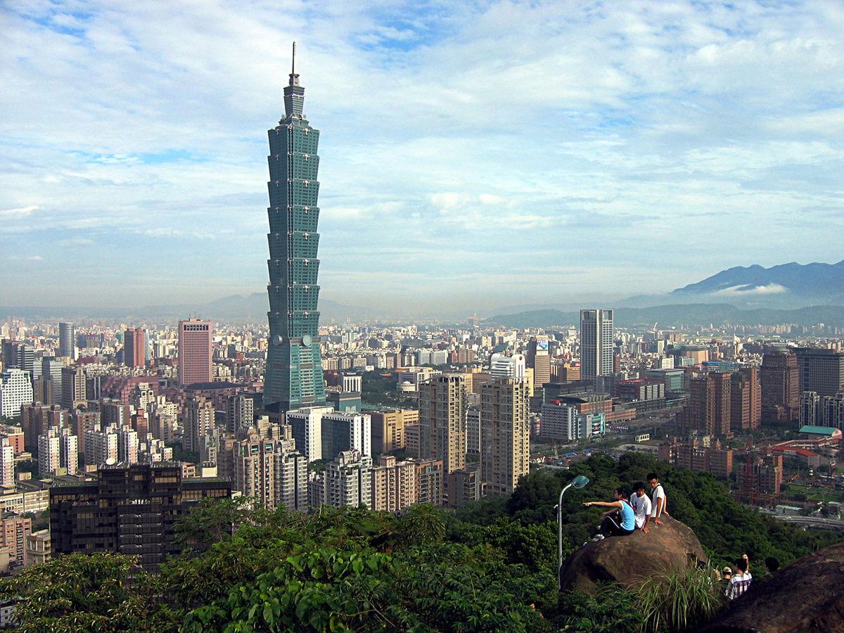 Taipei (peellden | GNU free documentation license)