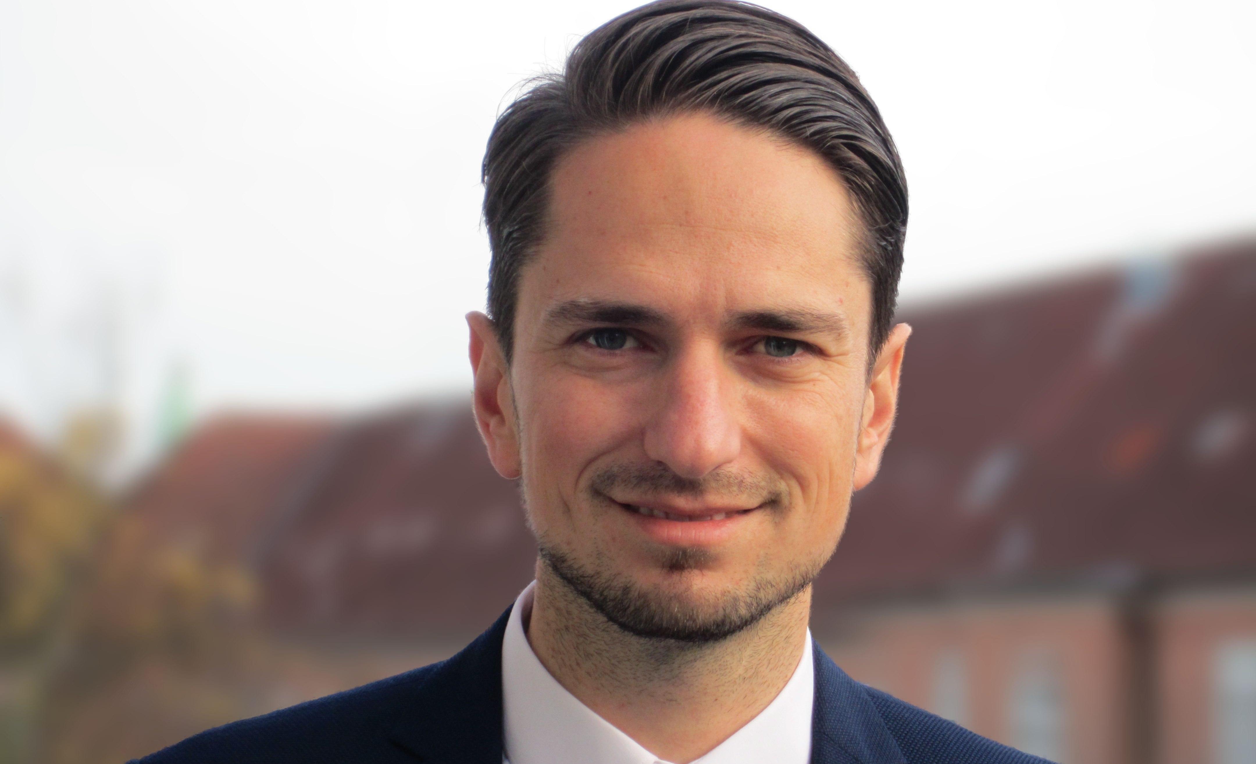 Daniel Kirchhoff (Privatofoto)
