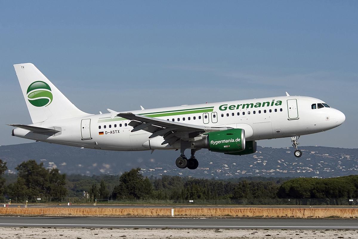 Airbus A319-100 fra Germania (Foto: Pedro Aragão | Creative Commons 3.0)