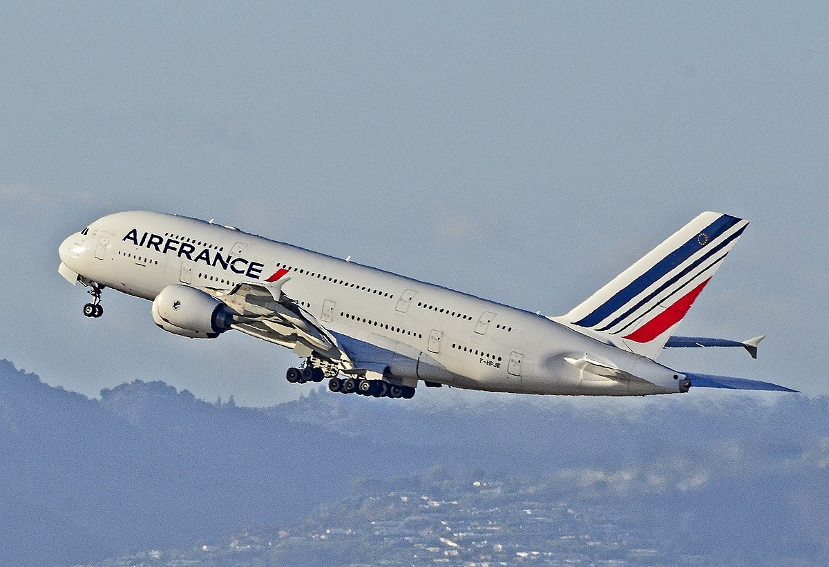 Air France Airbus A380-800 (F-HPJE). Foto: Tomás Del Coro | Creative Commons 2.0