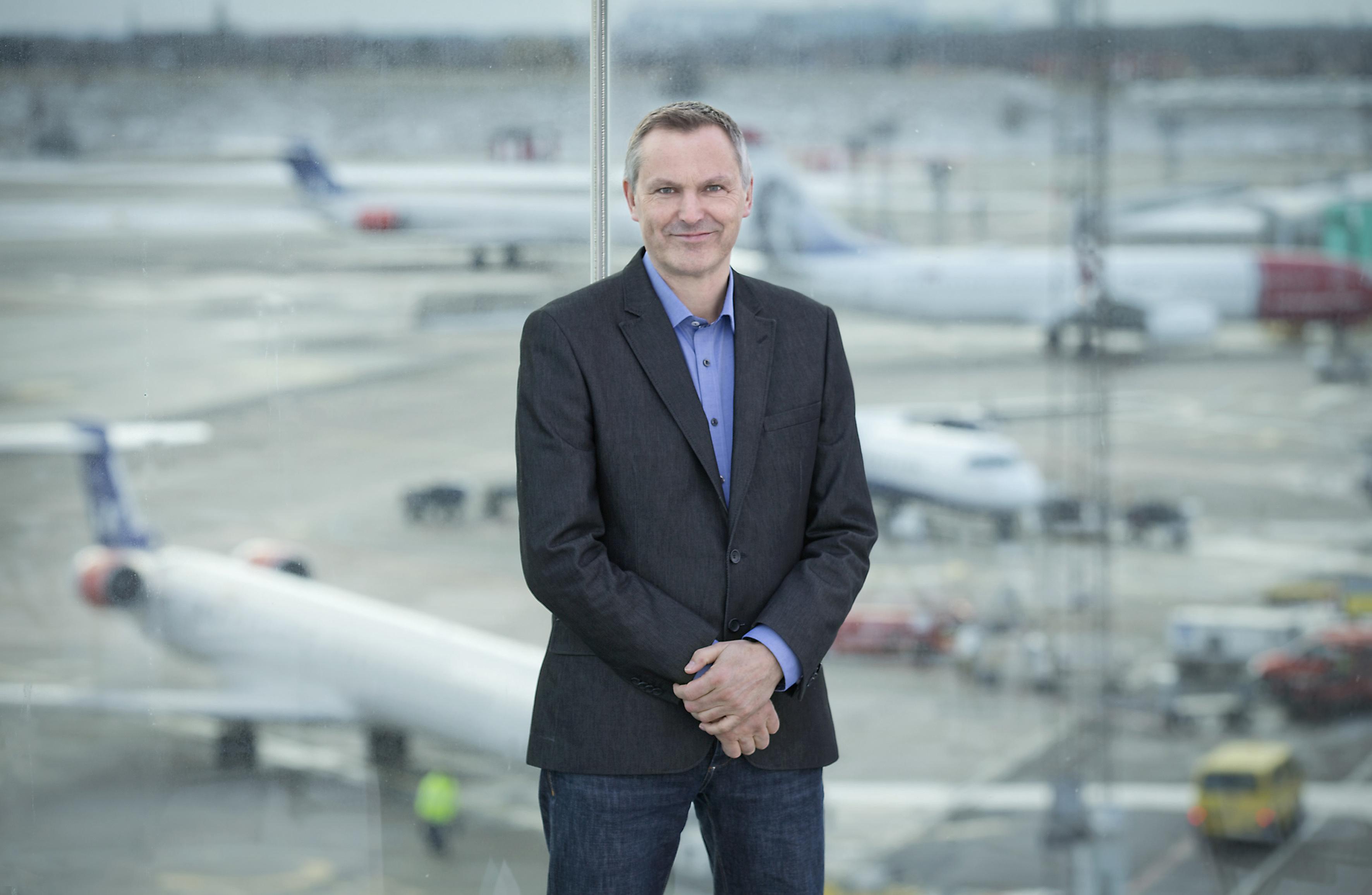 Henrik Peter Jørgensen (Foto: CPH)