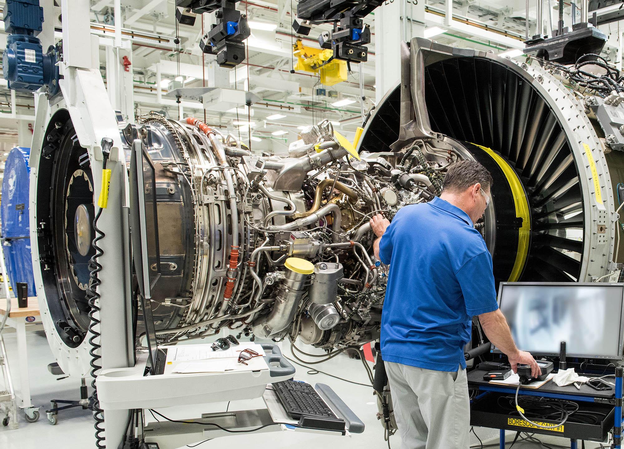 Pratt & Whitney PW1100G-JM. (Foto: Pratt & Whitney)