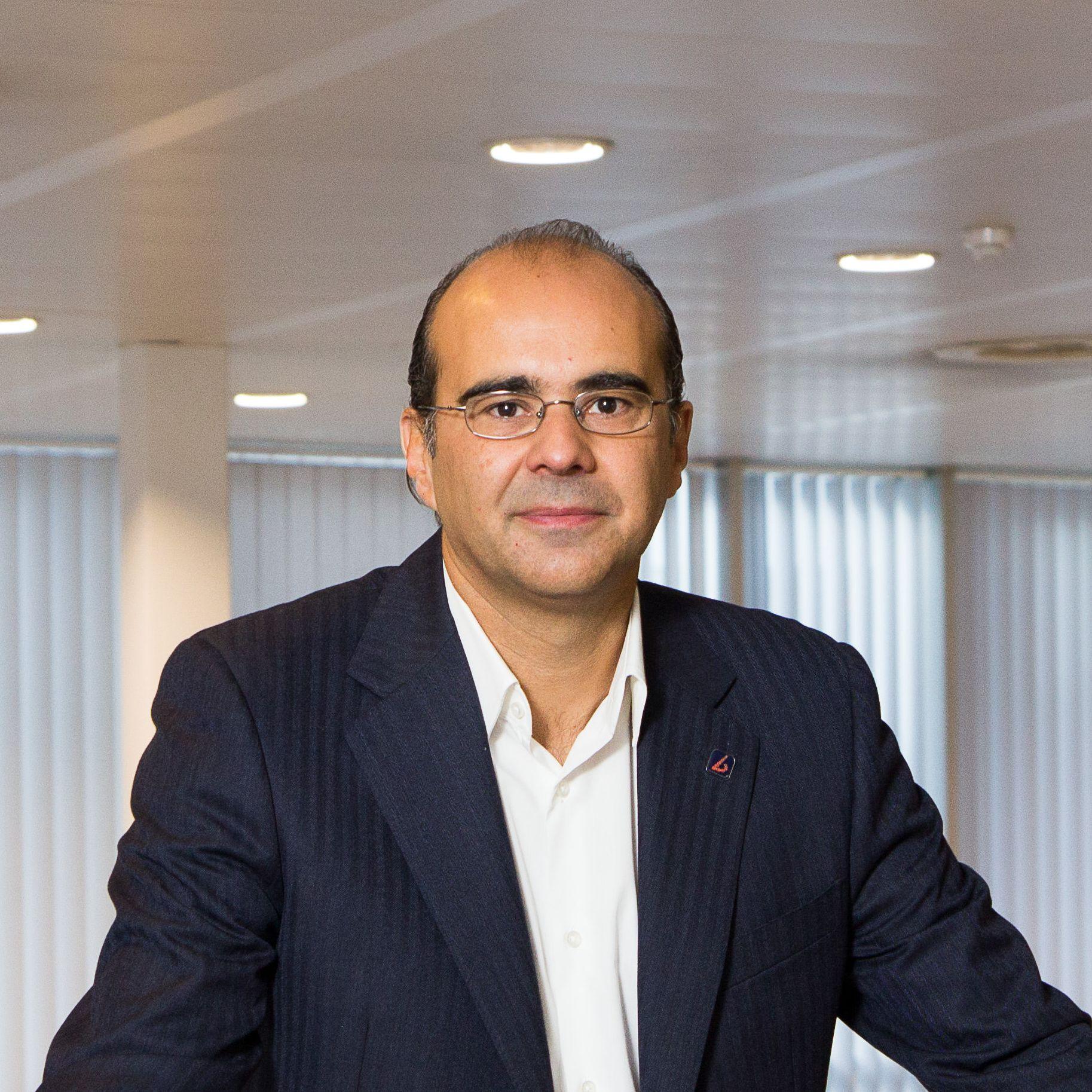 Bernard Gustin, koncernchef hos Brussels Airlines (Foto: Star Alliance)