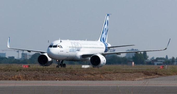 Store problemer med levering af motorer til A320 familien. Foto: Airbus.