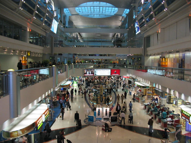 Dubai International Airport. (Foto: Dubai Airports)