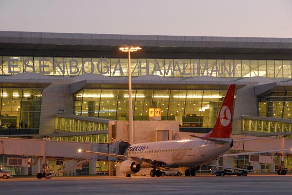 Ankara Esenboga Airport (Foto: Esenboga Airport)