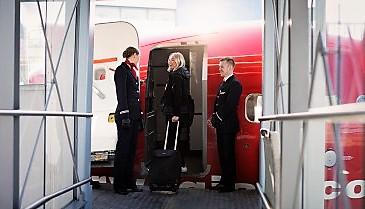 Fornyet passagervækst for Norwegian. (Foto: Norwegian)