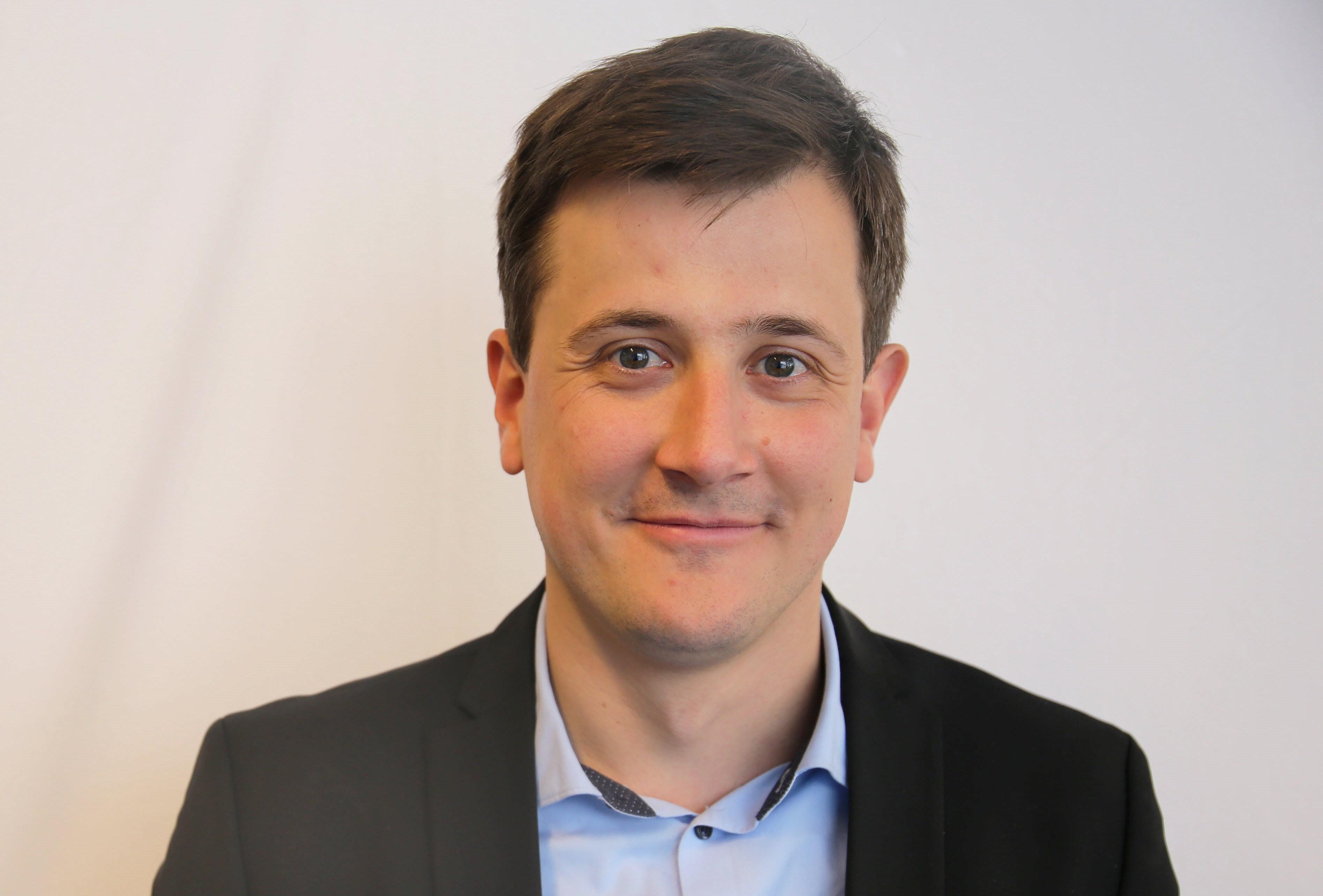 Andreas Hjørnholm, kommunikationschef Norwegian i Danmark. (Foto: Norwegian)
