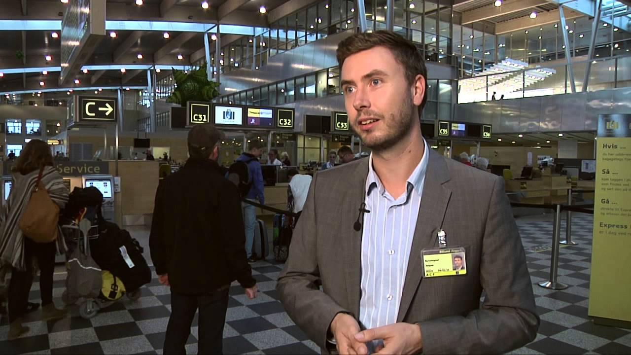 Marketingchef Jesper Klausholm fra Billund Lufthavn (Foto: Billund Lufthavn)