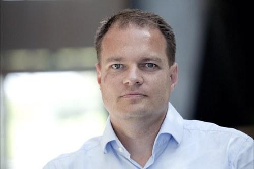 Kasper Ibsen Beck, kommunikationschef hos Arla Foods. (Foto: @kasperbeck | Twitter)