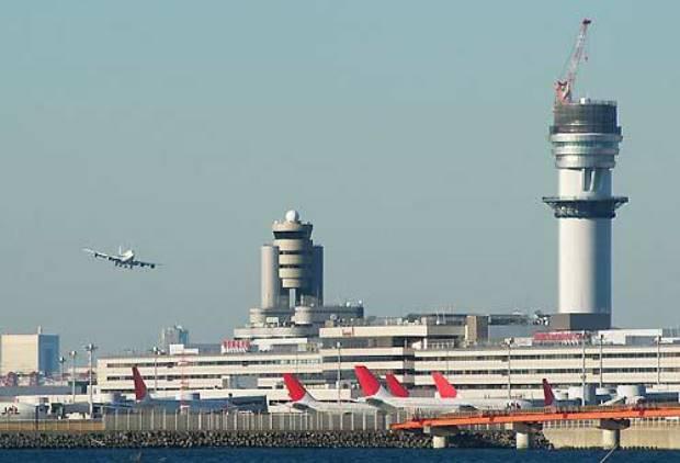 Haneda Airport i Tokyo (Foto: Amaguchi Yoshiaki)