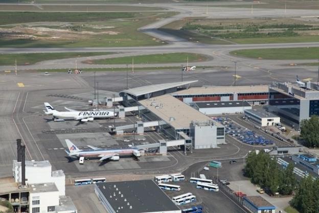 Helsinki Airport (Foto: Finavia)