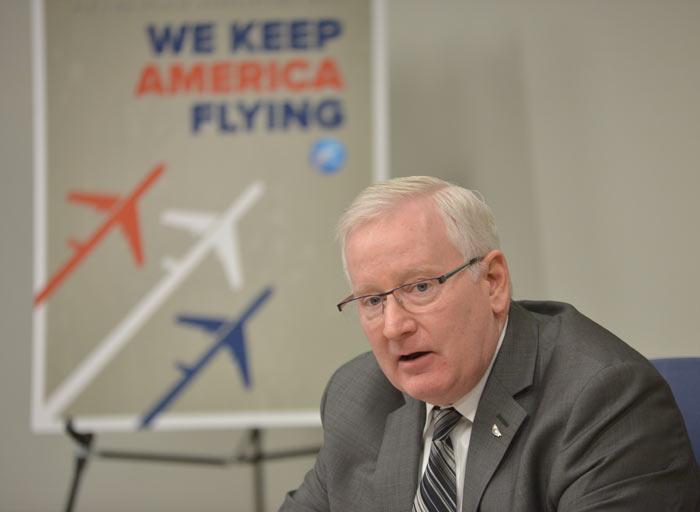 ALPA-præsident Tim Canoll. (Foto: ALPA)