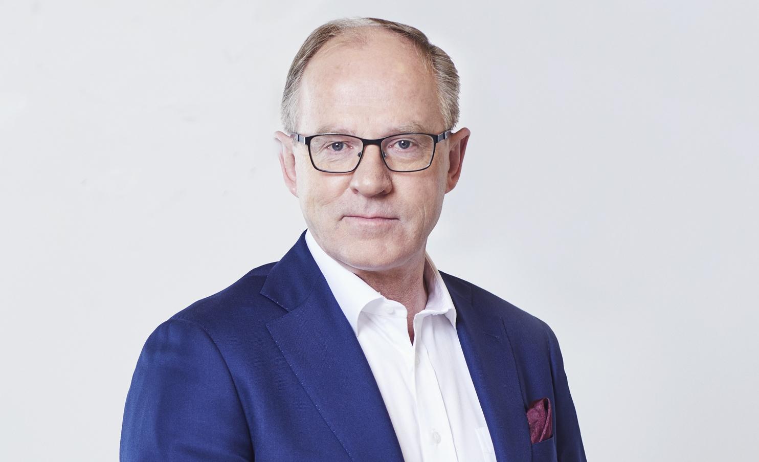 Pekka Vauramo (Foto: Metso)