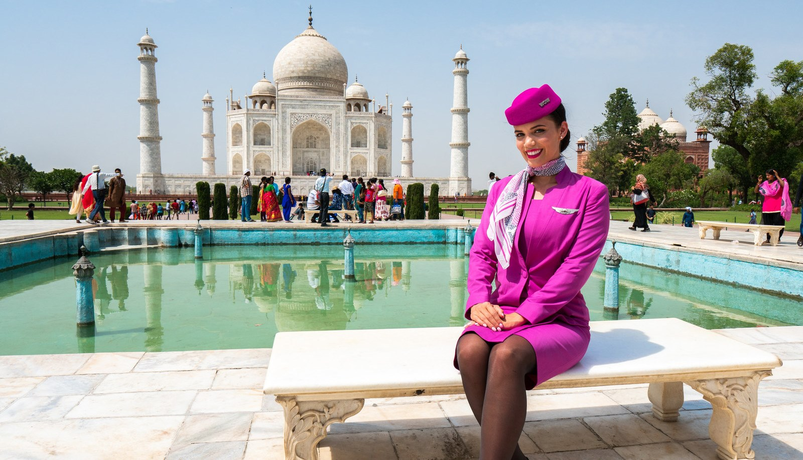 WOW air har fået Indien på rutekortet. (Foto: CNW Group/WOW air)
