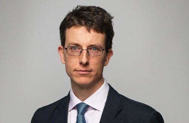 Björn Tibell, chef for Investor Relations hos SAS. (Foto: SAS AB)