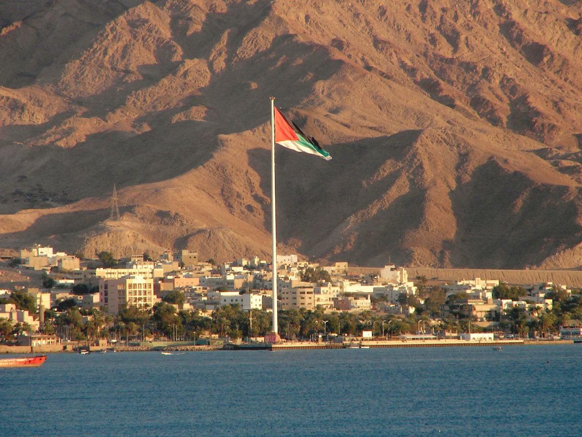Aqaba i Jordan (Foto: Aviad2001 | GNU)