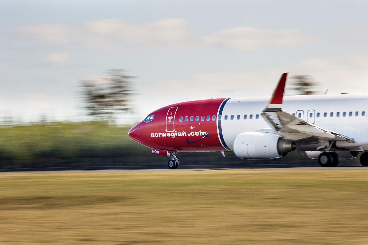 Norwegian Boeing 737-800 (Foto: Norwegian | CC 3.0)