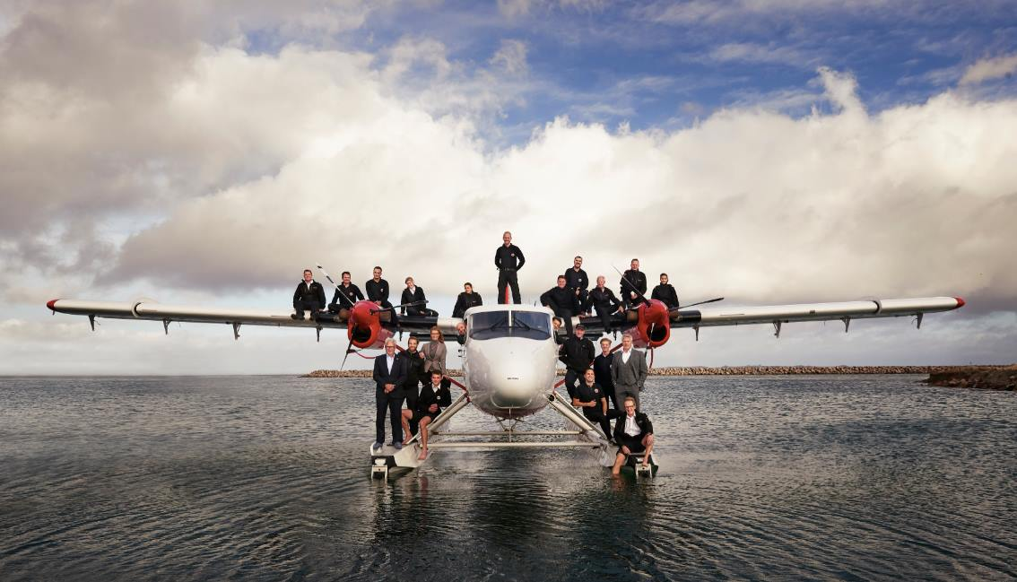 Nordic Seaplanes DHC-6 Twin Otter. (Foto: Nordic Seaplanes)