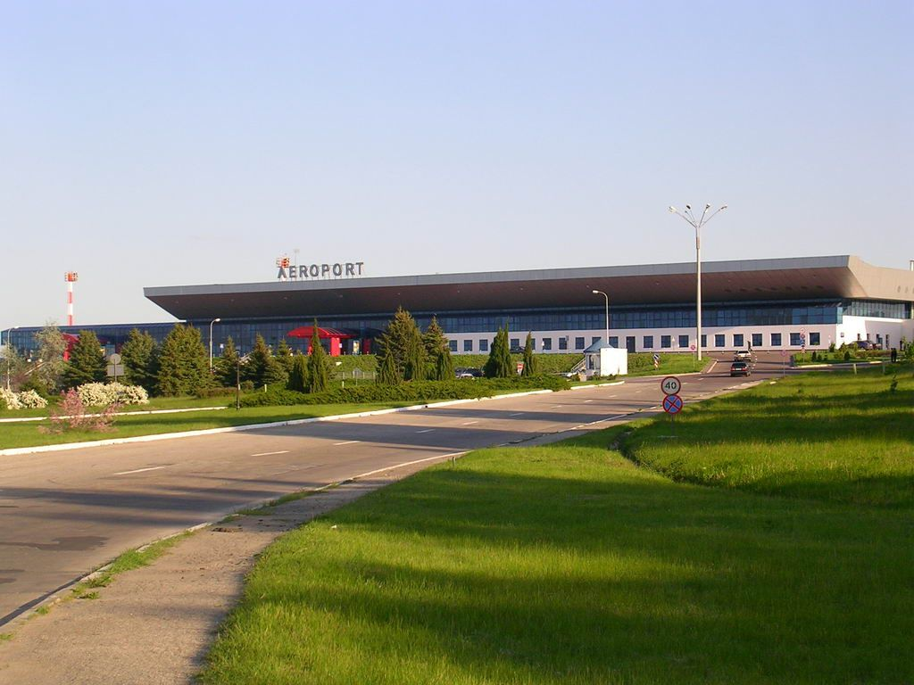 Chisinau International Airport i Moldova (Foto: Serhio | CC 1.2)