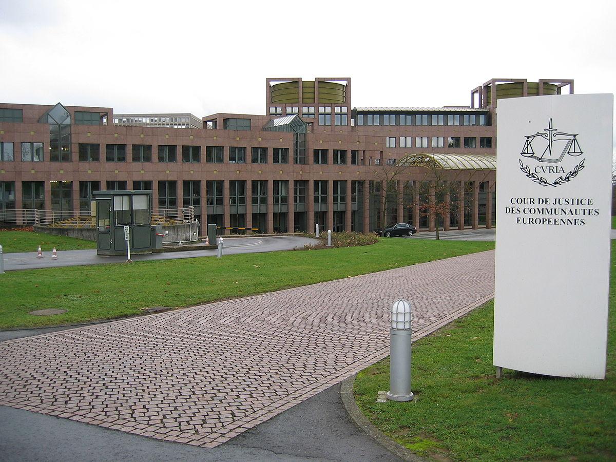 EU-Domstolen i Luxembourg (Foto: Cédric Puisney | CC 2.0)