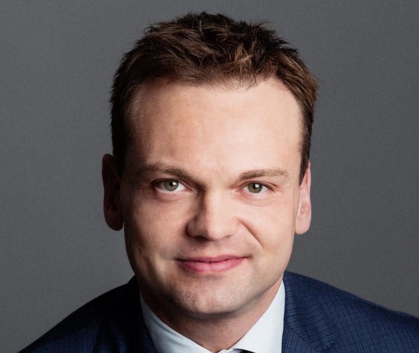 Peter Goll, kommunikationsdirektør i Københavns Lufthavne A/S, (Foto;: CPH)