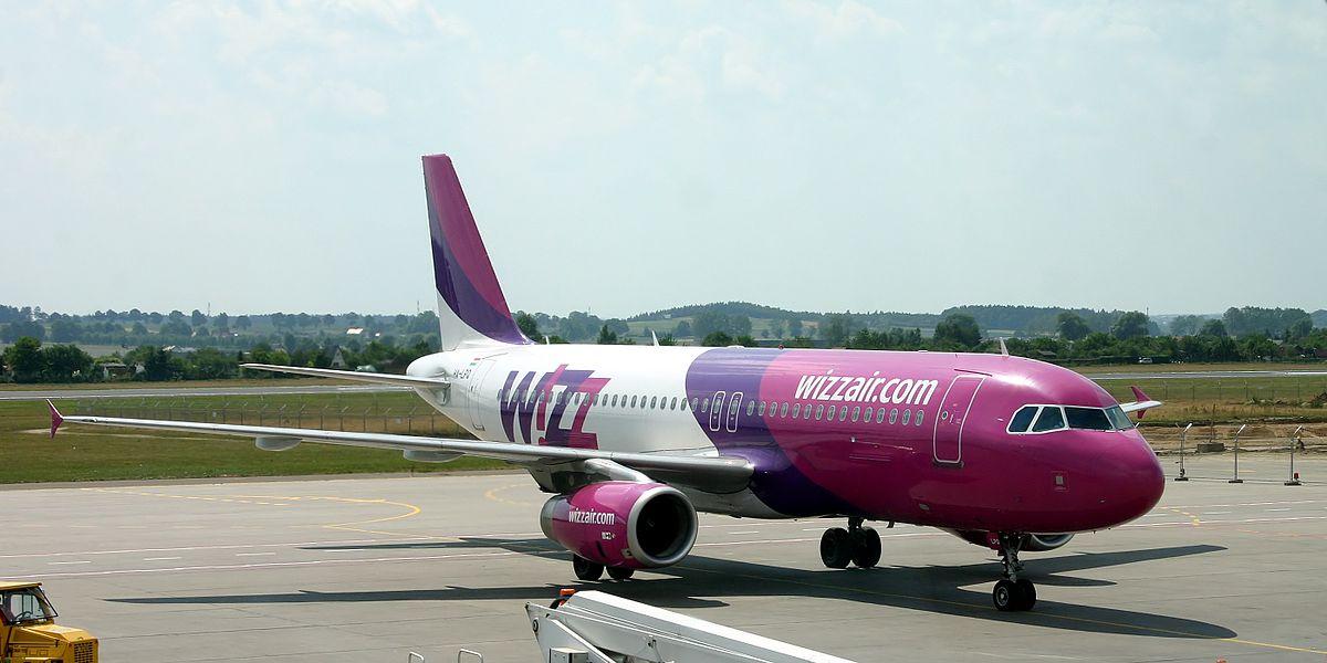 Wizz Air – Airbus A320-200 i Gdańsk Lech Wałęsa Lufthavn. (Foto: Raimond Spekking | CC 4.0)