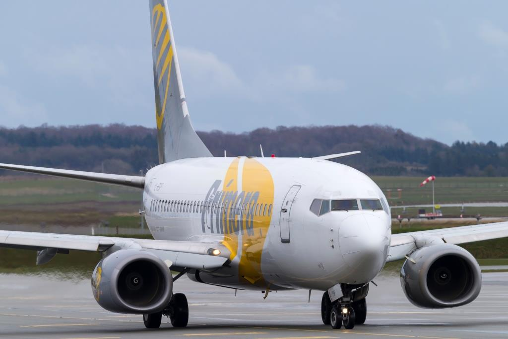 Boeing 737-800 fra Primera Air. (Foto: © Thorbjørn Brunander Sund | Danish Aviation Photo)
