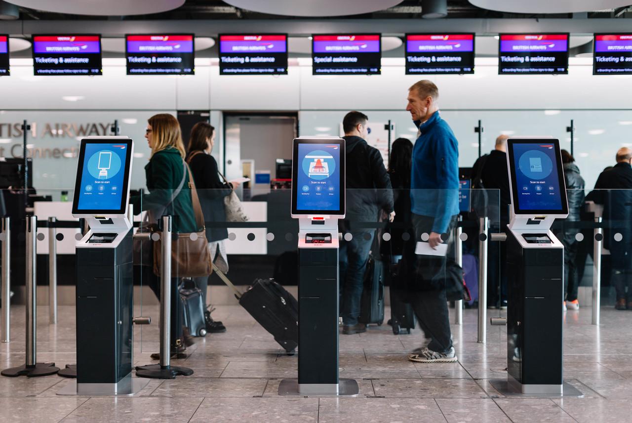 British Airways har lavet en række nye tiltag for at gøre det lettere for kunderne at foretage transfer i London Heathrow. Foto: British Airways