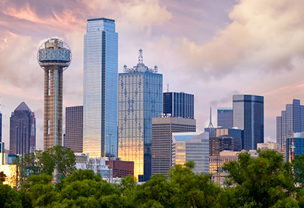 Dallas, Texas. (Foto: Air France)