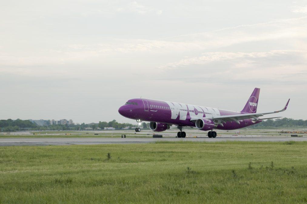 Airbus A321 i St. Louis Lambert International Airport (Foto: STL)