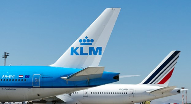 (Arkivfoto: Air France-KLM)