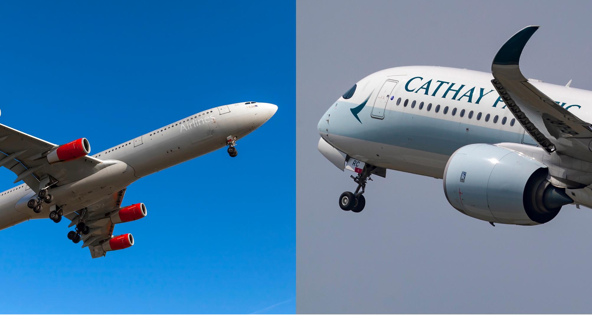 SAS starter flyvninger til Hong Kong to dager efter Cathay Pasific lægger ned samme rute. (Foto: Thorbjørn Brunander Sund – Danish Aviation Photo)