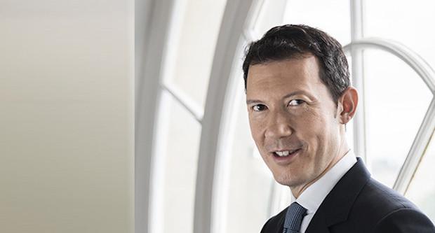 Ben Smith, koncernchef for Air France-KLM.