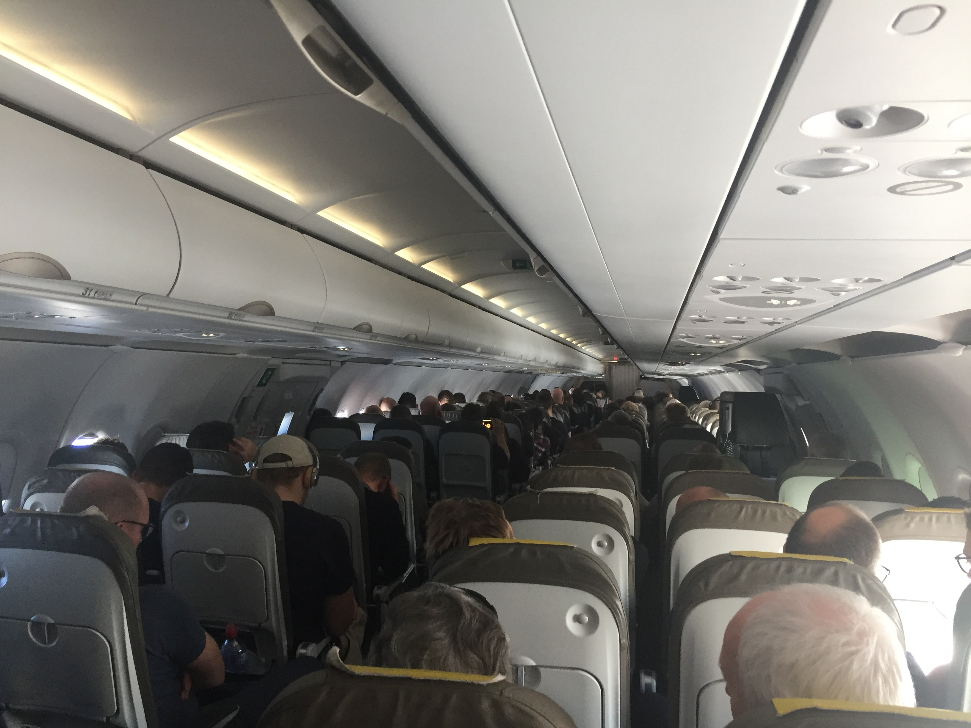 vueling airlines håndbagage
